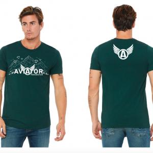 Aviator Mountain Shirt